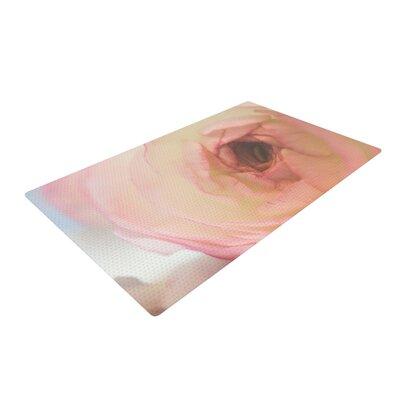 Debbra Obertanec Tranquil Rose Pink Area Rug Rug Size: 2 x 3
