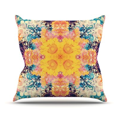 Unbenannt by Danii Pollehn Throw Pillow Size: 26 H x 26 W x 1 D
