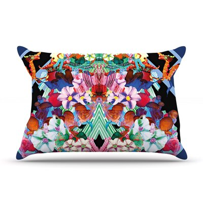 Herz by Danii Pollehn Featherweight Pillow Sham Size: Queen, Fabric: Woven Polyester