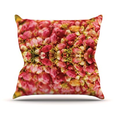 Close to You by Akwaflorell Throw Pillow Size: 16 H x 16 W x 1 D