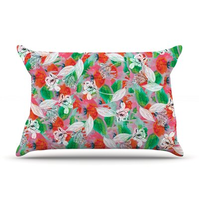 Akwaflorell Flying Tulips Pillow Case