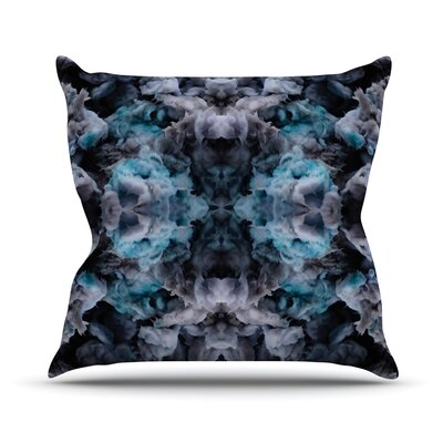 Abyss by Akwaflorell Throw Pillow Size: 16 H x 16 W x 1 D