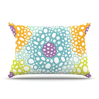 Emine Ortega Bubbly Pillow Case
