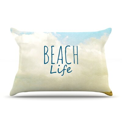 Iris Lehnhardt Beach Life Beach Pillow Case