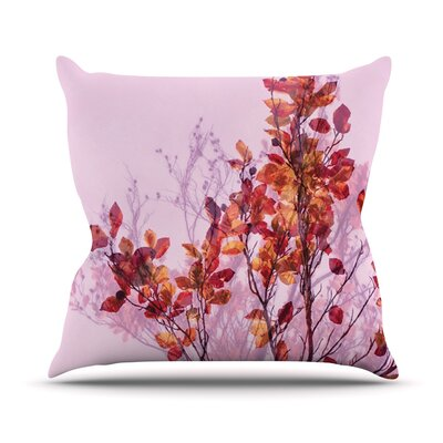 Autumn Symphony by Iris Lehnhardt Throw Pillow Size: 26 H x 26 W x 5 D