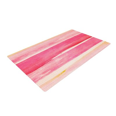 Iris Lehnhardt Play Pink Area Rug Rug Size: 4 x 6