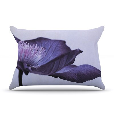 Indigo by Iris Lehnhardt Featherweight Pillow Sham Size: Queen, Fabric: Woven Polyester