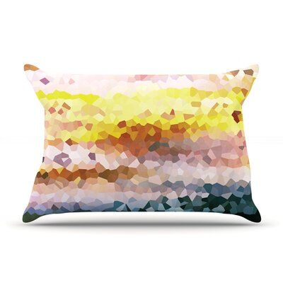 Turaluraluraluuu by Iris Lehnhardt Featherweight Pillow Sham Size: King, Fabric: Woven Polyester