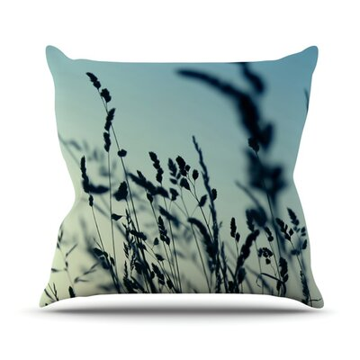 Cool Breeze by Ingrid Beddoes Throw Pillow Size: 20 H x 20 W x 4 D