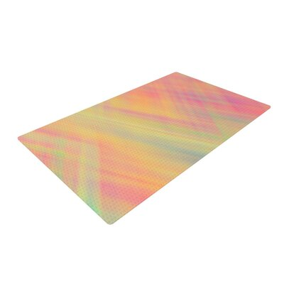 Ingrid Beddoes Abstract Pastel Area Rug Rug Size: 2 x 3