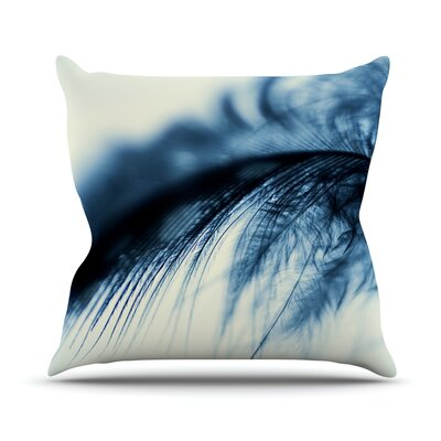 Fall by Ingrid Beddoes Throw Pillow Size: 16 H x 16 W x 3 D