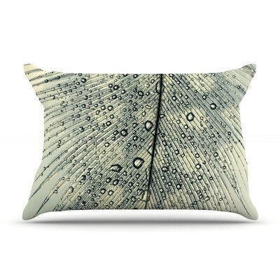 Feather Light by Ingrid Beddoes Featherweight Pillow Sham Size: Queen, Fabric: Woven Polyester