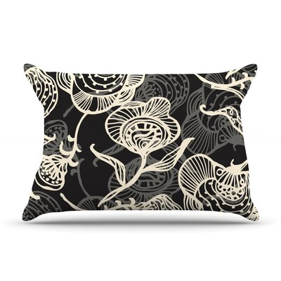 Future Nouveau Lite by Gill Eggleston Featherweight Pillow Sham Size: King, Fabric: Woven Polyester