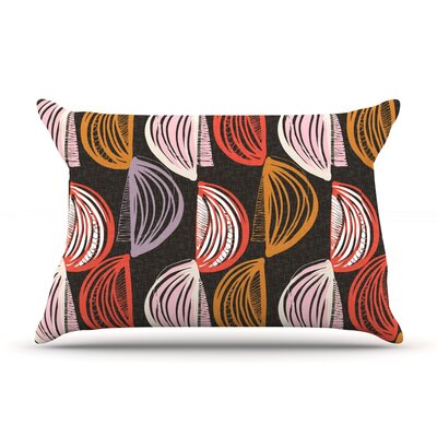 Jerome by Gill Eggleston Featherweight Pillow Sham Size: Queen, Fabric: Woven Polyester