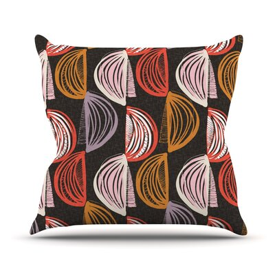 Jerome Throw Pillow Size: 18 H x 18 W x 1 D