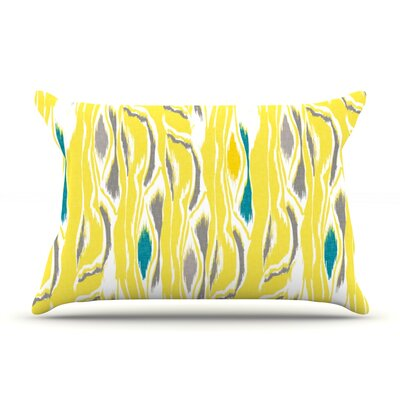 Gill Eggleston Barengo Sunshine Featherweight Sham Size: King, Fabric: Woven Polyester