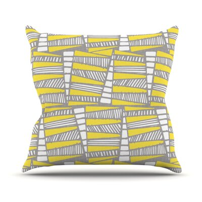 Jaggi Throw Pillow Size: 26 H x 26 W x 1 D