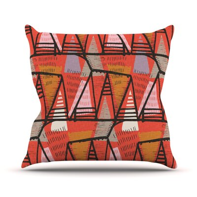 Arnaud Throw Pillow Size: 18 H x 18 W x 1 D