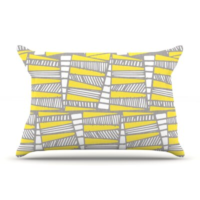 Gill Eggleston 'Jaggi' Pillow Case