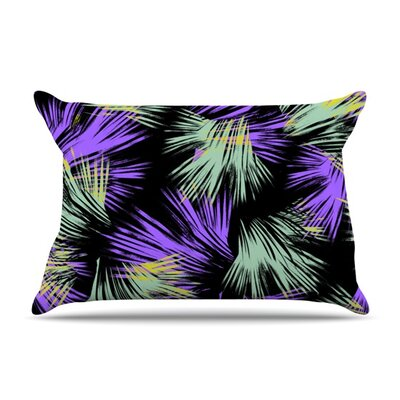 Tropical Fun by Gabriela Fuente Featherweight Pillow Sham Size: Queen, Fabric: Woven Polyester