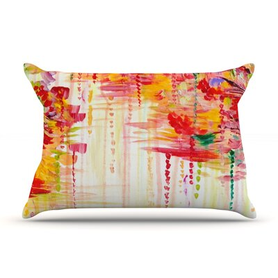 Stormy Moods by Ebi Emporium Featherweight Pillow Sham Size: King, Fabric: Woven Polyester
