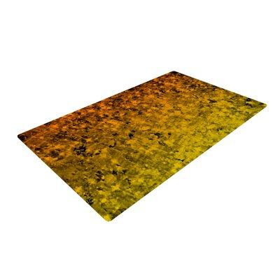 Ebi Emporium Romance Me Glitter Gold/Tan Area Rug Rug Size: 4 x 6