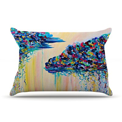 Ebi Emporium Silver Linings Pillow Case