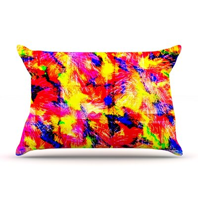 Ebi Emporium The Flock Pillow Case
