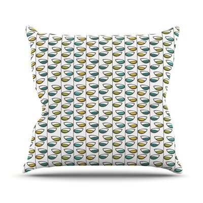 Spring Stem Throw Pillow Size: 16 H x 16 W x 3.7 D