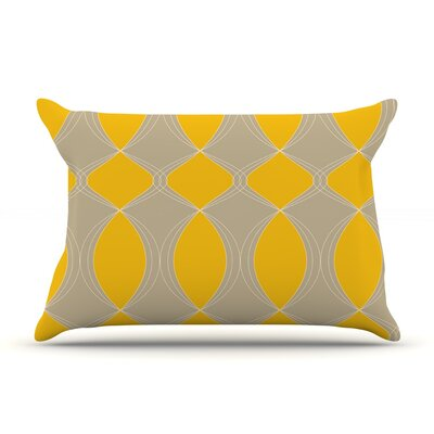 Julia Grifol Geometries Pillow Case