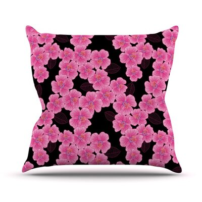 Throw Pillow Size: 16 H x 16 W x 3.7 D