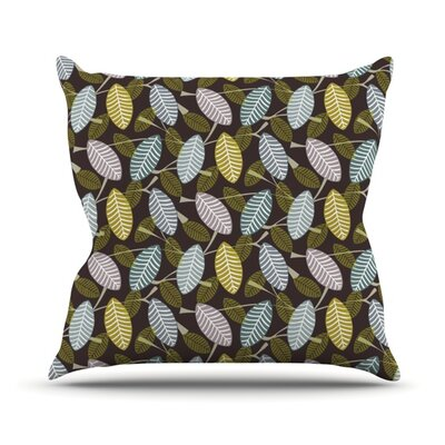 Moss Canopy Throw Pillow Size: 18 H x 18 W x 4.1 D
