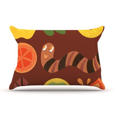 Jane Smith Autumn Repeat Bugs Pillow Case