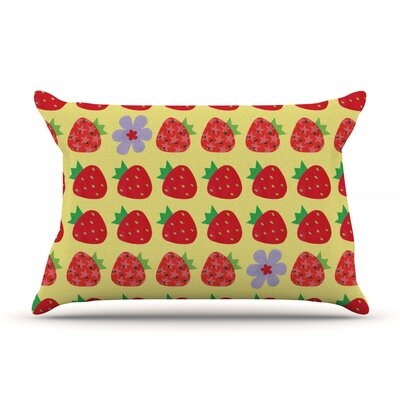 Jane Smith Seasons Summer Pillow Case