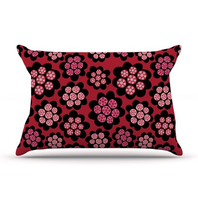 Jane Smith Garden Pods Repeat Floral Pillow Case