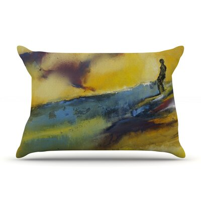 Josh Serafin Sano Surf Pillow Case
