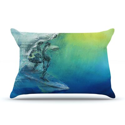 Josh Serafin September High Pillow Case