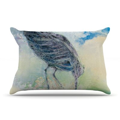 Feast by Josh Serafin Featherweight Pillow Sham Size: Queen, Fabric: Woven Polyester