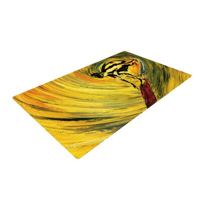 Suppose Novelty Rug Rug Size: 4 x 6