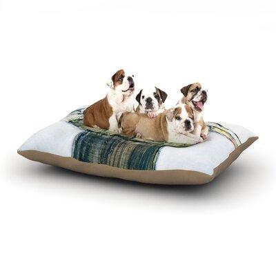 Josh Serafin Oldtimer Bird Dog Pillow with Fleece Cozy Top Size: Small (40 W x 30 D x 8 H)