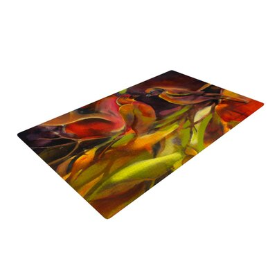 Mirrored in Nature Novelty Rug Rug Size: 2 x 3