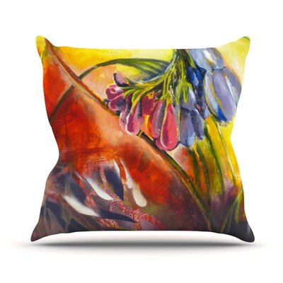 Progression Throw Pillow Size: 18 H x 18 W