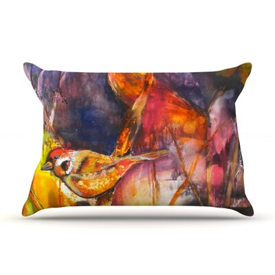 In Depth by Kristin Humphrey Featherweight Pillow Sham Size: Queen, Fabric: Woven Polyester
