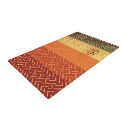 Lost Novelty Rug Rug Size: 4 x 6