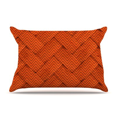 Chevron Weave Pillow Case