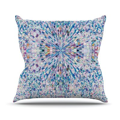 Looking Throw Pillow Size: 26 H x 26 W x 5 D