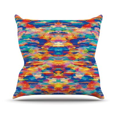 Cloud Nine Throw Pillow Size: 20 H x 20 W 4.5 D