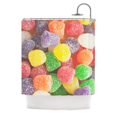 I Want Gum Drops Shower Curtain