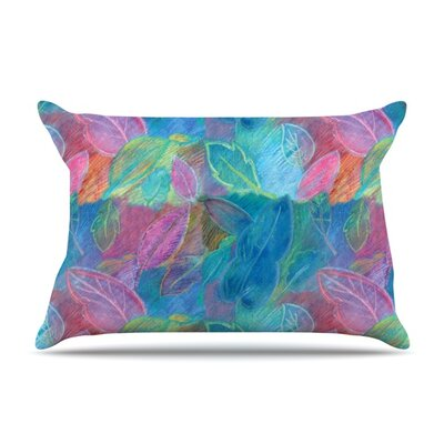 Rabisco by Louise Machado Featherweight Pillow Sham Size: King, Fabric: Woven Polyester