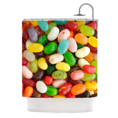 I Want Jelly Beans Shower Curtain